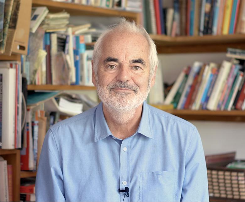 David Spiegelhalter
